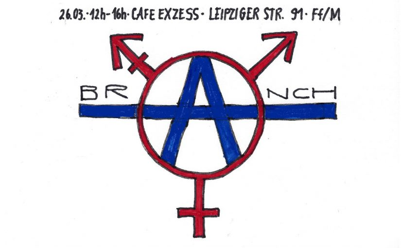 Veganer Brunch und Vortrag über Anarchafeminismus
